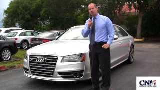 Audi S8 - 520 HP - Test Drive and Review by John D. Villarreal at Audi Lighthouse Point