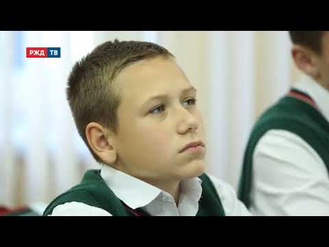 РЖД ТВ. Академия ФК «Локомотив»