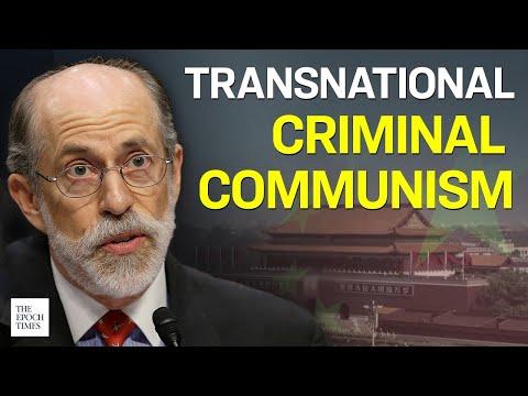DC Rally: Designate CCP as a Transnational Criminal Organization | Epoch News | China Insider