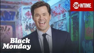 Actor Notes w/ Don Cheadle, Andrew Rannells & More | Black Monday | Season 1
