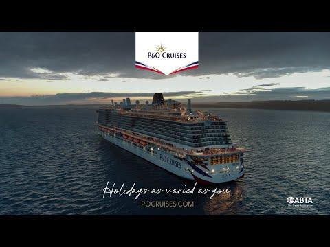 P&O Cruises debuts new ad as international return looms