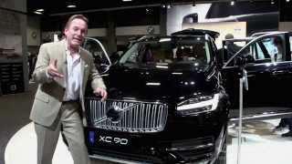 2016 Volvo XC 90 Show & Tell