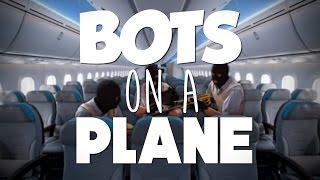 TERRORISTEJA FINNAIRILLA!? | CS:GO - Bots On A Plane w/ MiroTheGamer