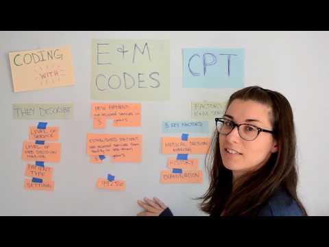 Intro to E&M Codes in CPT