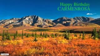 CarmenRosa   Nature & Naturaleza