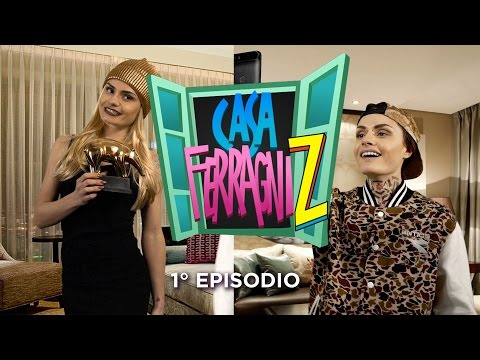 CASA FERRAGNIZ : #1 EPISODIO | MARYNA