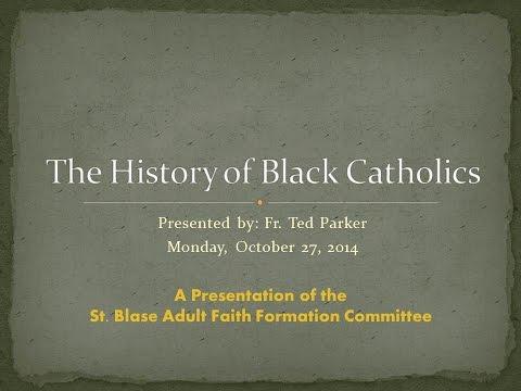 Black and catholic