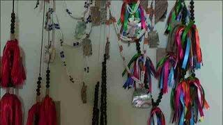 Indígenas mexicanos impulsan su artesanía en Sonora
