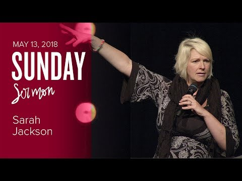 Get Ready to Have Dreams From God - Sarah Jackson (Sunday, 13 May 2018)