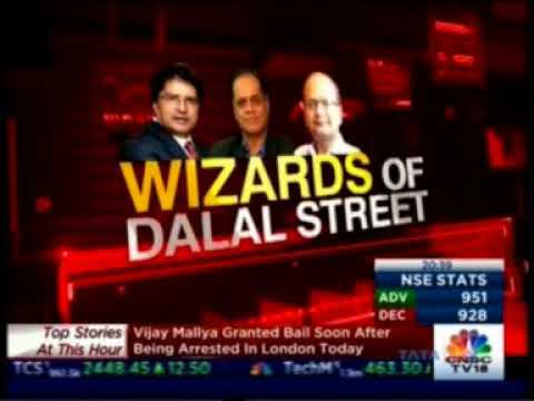 Watch the discussion on Think Equity, Think QGLP contest with the 3 stalwarts on CNBC TV18