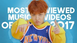 «TOP 40» MOST VIEWED KPOP GROUPS MUSIC VIDEOS OF 2017 (October Week 2)