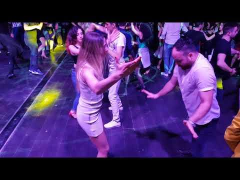 Zafer Çoşkun -  Social Salsa Dance - Bursa Suare