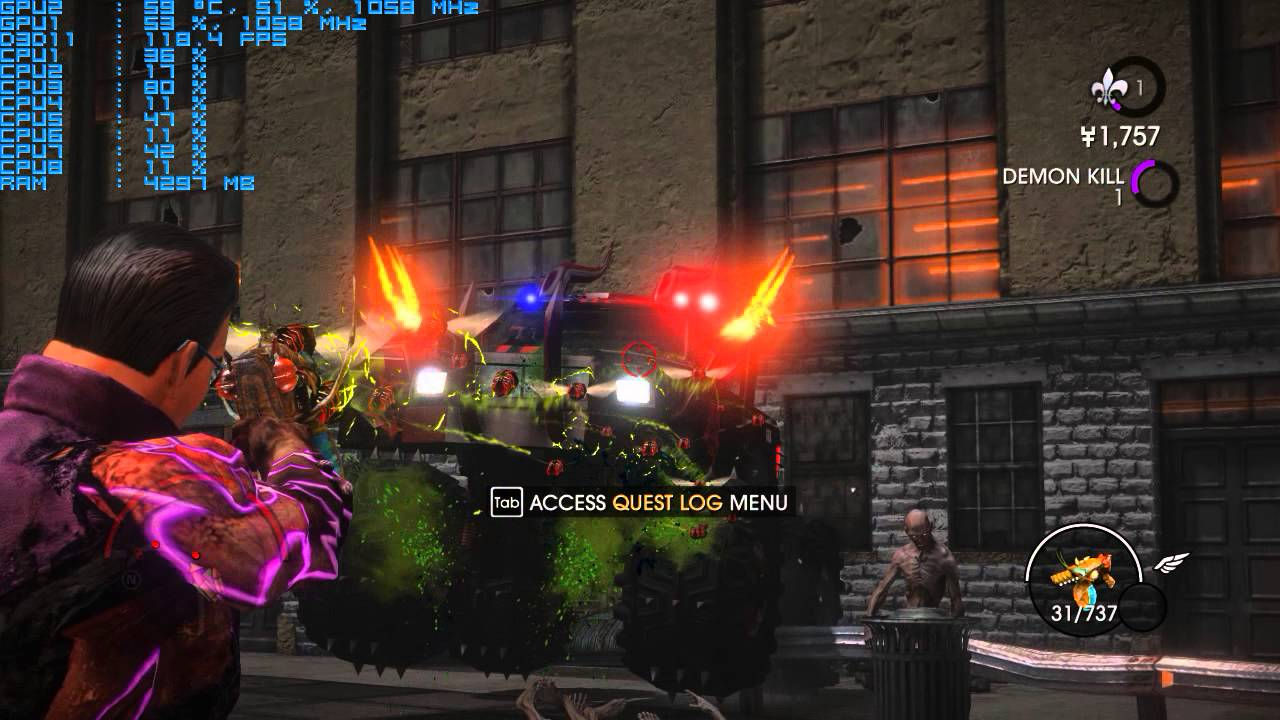 how to get the violence version of saints row 4