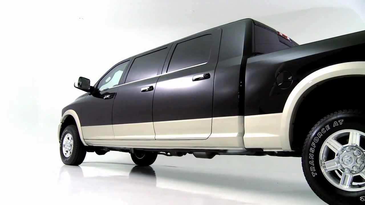 6 Door Dodge Mega Cab Www Big Limos Com 714 330 6705 Youtube