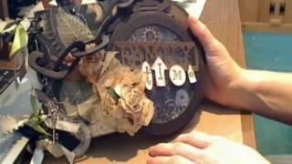 Pocket Watch Mini- Custom Die
