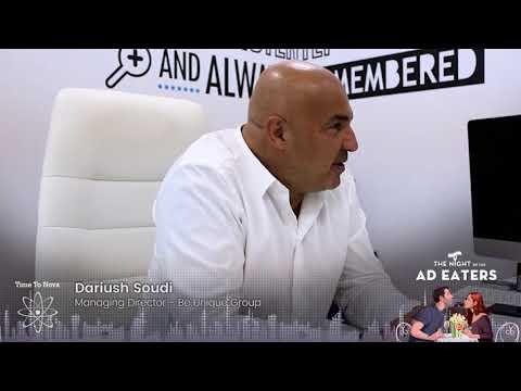 AdEaters  Influencers (Darius Soudi - Managing Director - Be Unique Group)