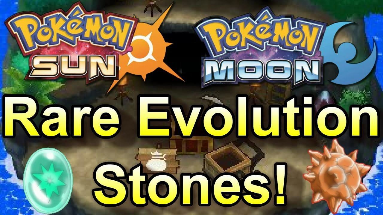 what pokemon evolve with a fire stone in sun and moon