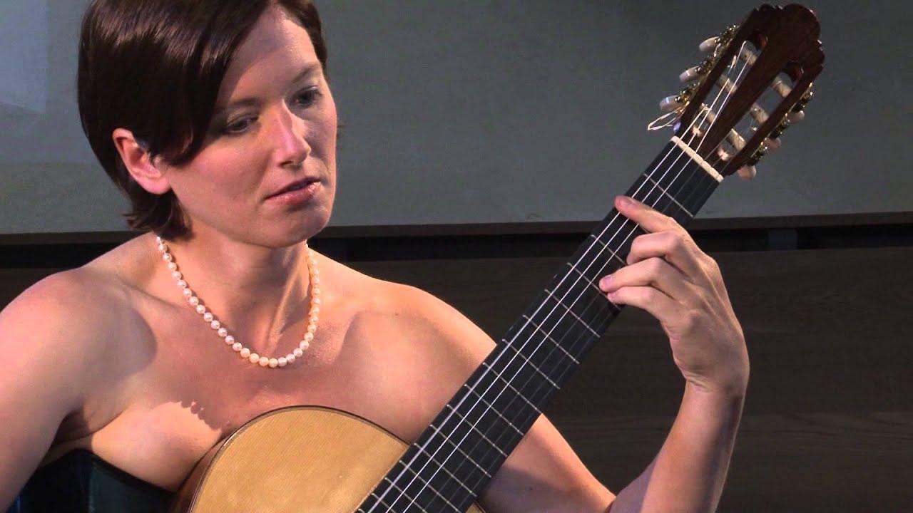 Tárrega: Gran Vals - Anika Hutschreuther, Guitar