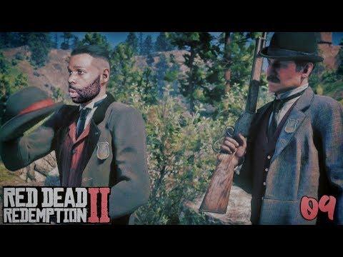 Red Dead Redemption 2 Walkthrough  Part 9 - GONE FISHIN' (RDR2)