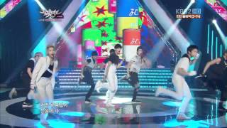 [Live HD 1080p] 120713 ZE:A - Aftermath : Live on KBS Music Bank