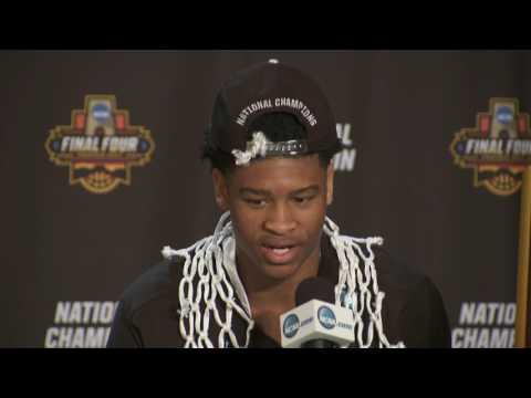 News Conference:North Carolina National Championship Postgame