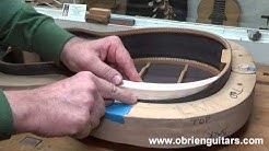 Luthier Tips du Jour Mailbag 71  - arm bevel block size