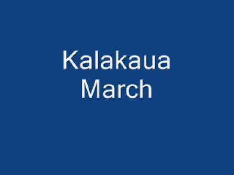 Kalakaua March
