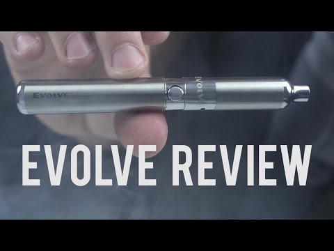 Evolve Dual Quartz Vaporizer Review