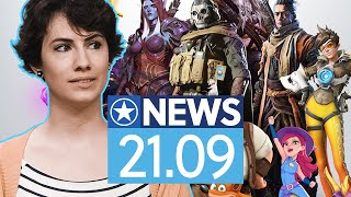 Activision Blizzard: Börsenaufsicht ermittelt auch noch - News