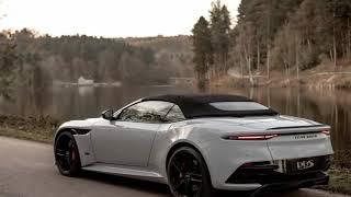New Aston Martin DBS Superleggera Volante 211-MPH - Review