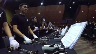 UNSW Handbells Society Performs Allegro Glorioso (Praise on High)