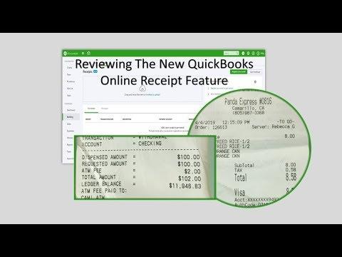 Ocr Feature In Quickbooks Online