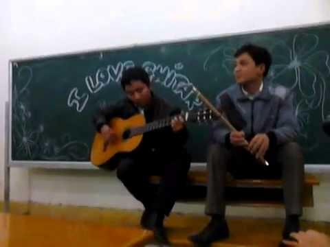 Rừng Xanh Vang Tiếng Ta Lư (sáo trúc) : Huy Hiệu - Văn Anh
