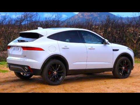 Jaguar Suv F Pace >> 2018 Jaguar E-PACE D240 AWD Interior, Exterior and Drive - YouTube