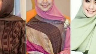 Style hijab syar'i mba Oki setiana dewi