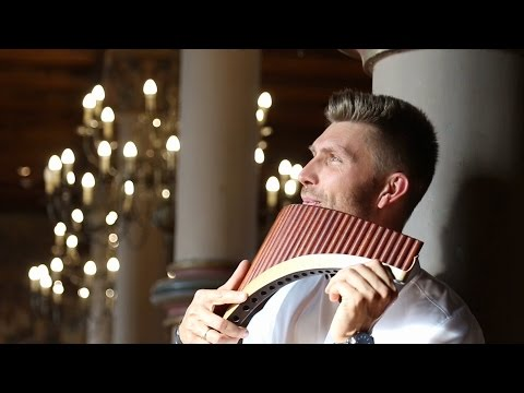 Adele - When we were young Pan flute - David Döring (Doering) Panflöte | Flauta de Pan
