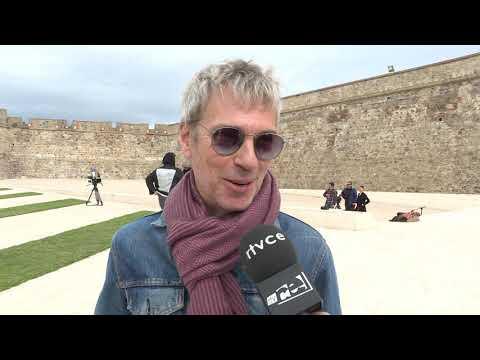 """Ariel Rot ha estado en Ceuta grabando el programa """"Un país para escucharlo"""""""