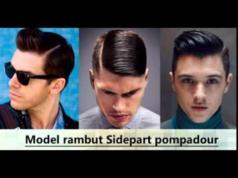 Model Rambut Pria Pendek Semua Kalangan YouTube - Hairstyle cowok jaman sekarang
