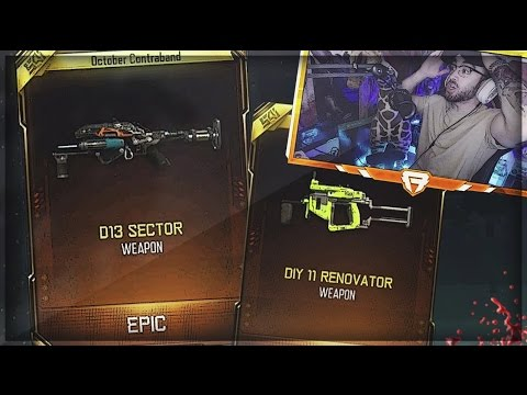 I GOT THE NEW WEAPONS!! (INSANE BO3 SUPPLY DROP OPENING)