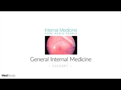 Internal Medicine Core Audio Pearls | MedStudy