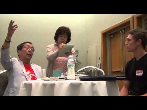 Dr  Emoto Interview