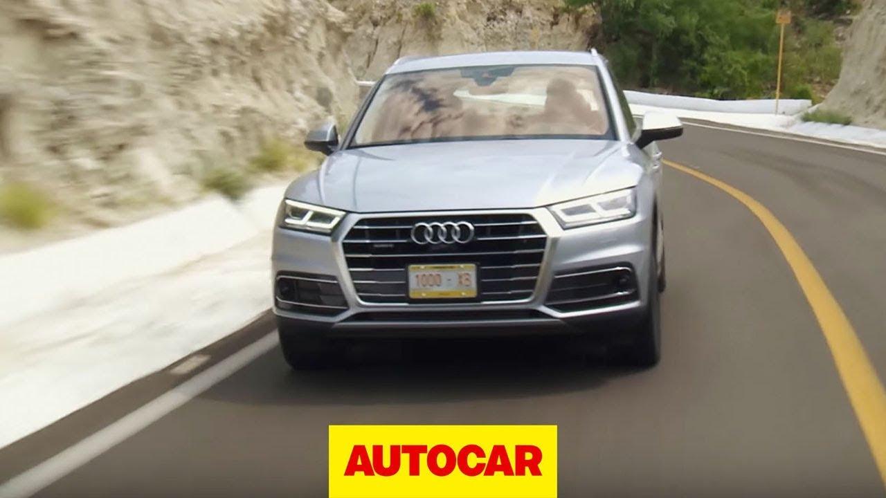 Audi Q First Drive Autocar YouTube - Audi autocar