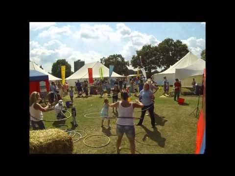 Havering Town Show 2013 time lapse