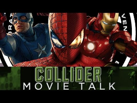 Collider Movie Talk - Spider-Man's Civil War Scenes Screened For Sony Approval