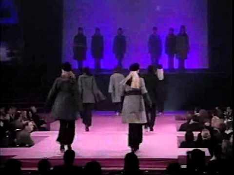 Défilé de Mode - Signature 2002 Fashion Show -- Collège LaSalle Montréal