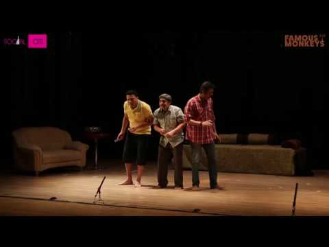 Great Indian Theatre Show 2016 Presents - Tax Free (Hindi Play)