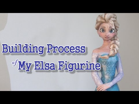 How To Make Elsa Doll