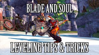 Blade & Soul: Leveling Tips to Save Time/Keys/Charms/Money