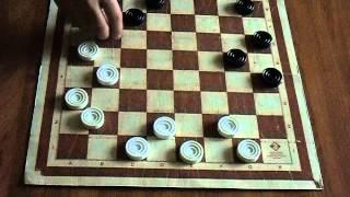 Видео уроки по шашкам Игорь Михальченко .Шашки