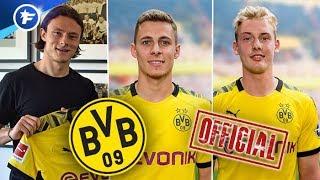 Le Borussia Dortmund frappe déjà fort avec trois recrues à 77 M€